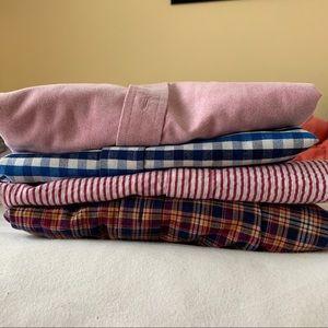 Charles Tyrwhitt 4 shirt bundle